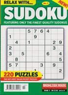 Relax With Sudoku Magazine Issue NO 3