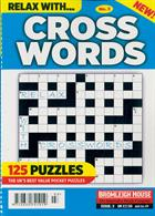 Relax With Crosswords Magazine Issue NO 3