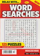 Relax With Wordsearches Magazine Issue NO 3