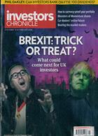 Investors Chronicle Magazine Issue 25/10/2019