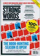 Strong Words Magazine Issue NO 14