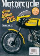 Motorcycle Classics Magazine Issue SPECIAL