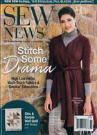 Sew News Magazine Issue OCT/NOV19