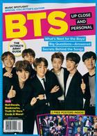 Bts Up Close Magazine Issue BTS