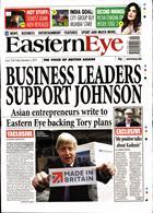 Eastern Eye Magazine Issue 06/12/2019