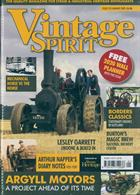 Vintage Spirit Magazine Issue JAN 20