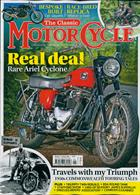 Classic Motorcycle Monthly Magazine Issue JAN 20