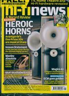Hi-Fi News Magazine Issue JAN 20