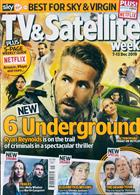 Tv & Satellite Week  Magazine Issue 07/12/2019