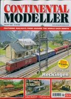 Continental Modeller Magazine Issue JAN 20
