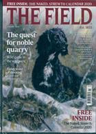 Field Magazine Issue JAN 20