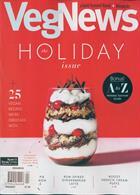 Vegnews Magazine Issue HOLIDAY