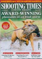 Shooting Times & Country Magazine Issue 04/12/2019