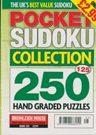 Pocket Sudoku Collection Magazine Issue NO 125