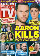 Whats On Tv England Magazine Issue 07/12/2019