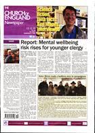 Church Of England Newsp Magazine Issue 13/12/2019