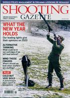 Shooting Gazette Magazine Issue JAN 20
