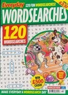 Everyday Wordsearches Magazine Issue NO 142