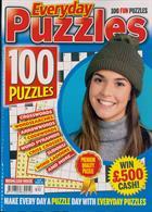 Everyday Puzzles Magazine Issue NO 134