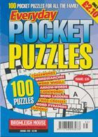 Everyday Pocket Puzzle Magazine Issue NO 135