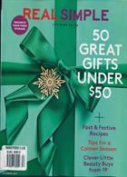 Real Simple Magazine Issue DEC 19