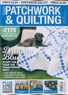 British Patchwork & Quilting Magazine Issue JAN 20