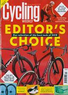 Cycling Weekly Magazine Issue 12/12/2019