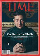 Time Magazine Issue 16/12/2019