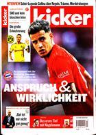 Kicker Montag Magazine Issue NO 43
