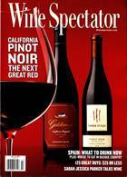 Wine Spectator Magazine Issue OCT 19