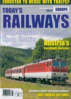 Todays Railways Europe Magazine Issue NOV 19