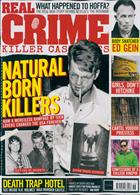 Real Crime Magazine Issue NO 58