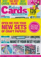 Making Cards Magazine Issue JAN 20