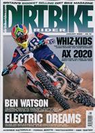 Dirt Bike Rider Magazine Issue JAN 20