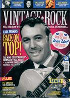 Vintage Rock Magazine Issue JAN-FEB