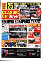 Classic Car Buyer Magazine Issue AUT SPL