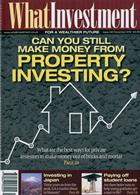 What Investment Magazine Issue NOV 19