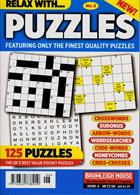 Relax With Puzzles Magazine Issue NO 6