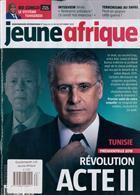 Jeune Afrique Magazine Issue NO 3063