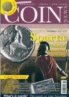 Coin News Magazine Issue NOV 19