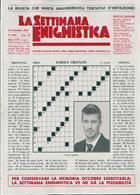 La Settimana Enigmistica Magazine Issue NO 4566