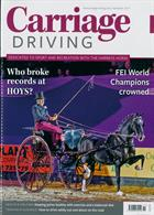 Carriage Driving Magazine Issue NOV 19