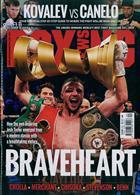 Boxing News Magazine Issue 31/10/2019