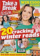 Take A Break Fiction Feast Magazine Issue DEC 19