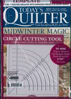 Todays Quilter Magazine Issue NO 55