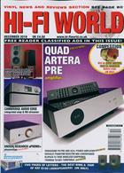 Hi Fi World & Comp Audio Magazine Issue DEC 19