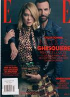 Elle French Weekly Magazine Issue NO 3854