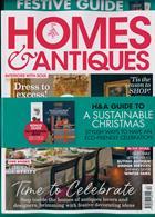 Homes & Antiques Magazine Issue DEC 19