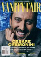 Vanity Fair Italian Magazine Issue NO 19045