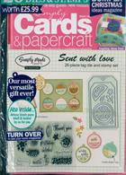 Simply Cards Paper Craft Magazine Issue NO 198